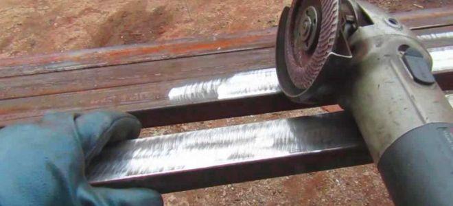 Разделка и подготовка металла перед сварочными работами