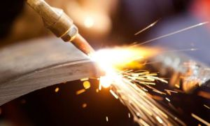 Резка металла кислородом и пропаном