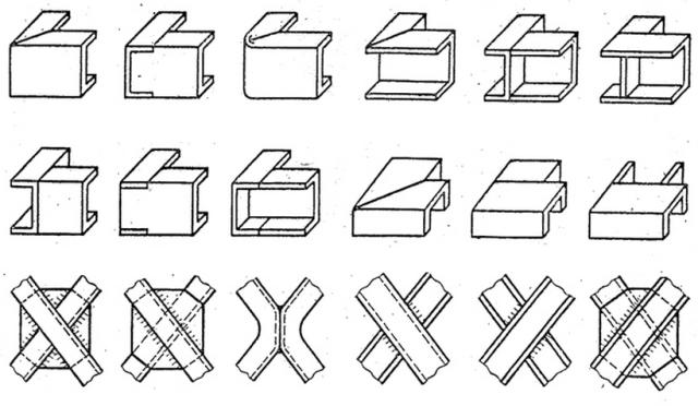 схемы стыковки