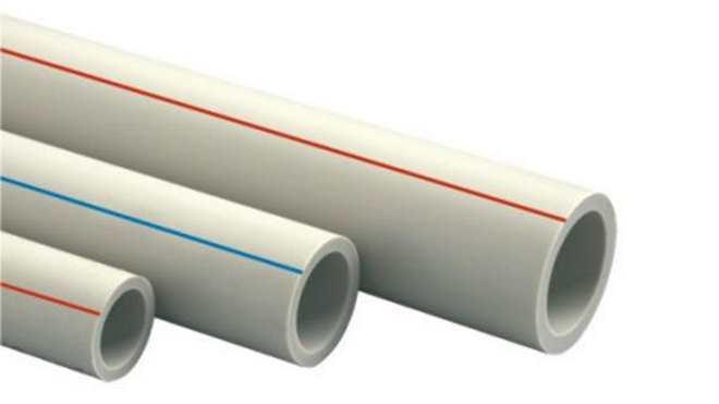 разновидности пластиковых труб для горячего и холодного водоснабжения